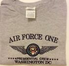 Kids Air Force One  t shirts short sleeve gray embroidered