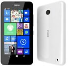 Nokia Lumia 630 Dual SIM - 8GB - White Black (Unlocked) Smartphone