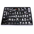 42/48/52Pcs Domestic Sewing Machine Foot Presser Feet For Singer Brother Janome