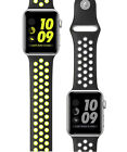 Fashion Silicone Sport Bracelet Strap For Apple Watch Bands iWatch 38 42mm
