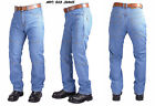 MEN'S MOTORBIKE MOTORCYCLE  DENIM JEANS WITH PROTECTIVE LINING TROUSER