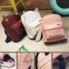 New Student Vintage Animal Backpack Fashion Shoulder Bag Hiking Satchel Rucksack