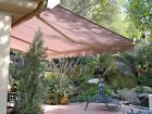 STRONG 20'w x11.5' Outdoor Patio Cover Yard Awning Retractable Sun Shade Shelter
