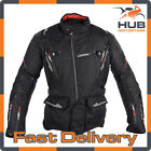 Oxford Montreal 2.0 Waterproof Motorcycle Motorbike Touring Jacket - Tech Black