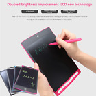 "8.5"" LCD Writing Pad Notepad Electronic Drawing Tablet School Graphics Board"