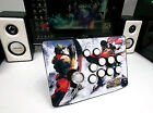 Fighting Stick Arcade Square Joystick 6 8Tasten Street Fighter Game PC USB Spiel