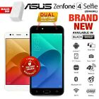 New Factory Unlocked ASUS Zenfone 4 Selfie ZD553KL Black Gold Android Smartphone