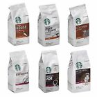 Starbucks Ground Coffee Bags 12 oz FRESH FREE SHIPPING