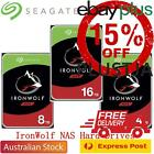 "Seagate IronWolf 1TB 2TB 3TB 4TB 6TB 8TB 10TB 3.5"" Internal NAS Hard Drive HDD"