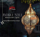 Marrakech Moroccan Oriental Pendant Ceiling Light Lamp Lighting Christmas Gift