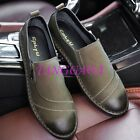 Mens Loafers Business Dress Formal Leisrue Shoes Faux Suede Simple Elegant Chic