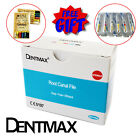 12×Dental Dentmax Universal Rotary Engine NITI Root Canal Shaping Finishig Files