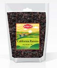 Sunbest California Seedless Raisins in Resealable Bag 2 Lb, 5 Lb