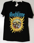 SUBLIME BAND LOGO ALTERNATIVE ROCK GRAPHIC TEE T-SHIRT BRAND NEW MENS MUSIC PUNK
