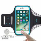 For Apple iPhone Sport Running Armband Case Jogging Gym Arm Band Pouch Holder US