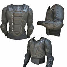 Motocross Motorbike Body Armour CE Motorcycle Protection Guard Jacket Black