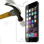 Screen Protector 100% Genuine Tempered Glass for Various iPhone Models