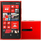 "4.5"" Nokia Lumia 920 32GB 8MP GSM AT&T Unlocked Win8 Dual-core SmartPhone"