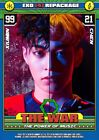 EXO - The War THE POWER OF MUSIC - 4th Album Repackage CD+PhotoBook+FoldedPoster
