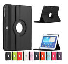 360° Rotating Leather Case Stand Cover For Samsung Galaxy Tab 2 3 4 E A S S2 T..