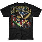 US Air Force Fighting Eagle 7.62 Design Battlespace Mens T-Shirt