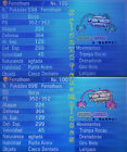 Pokémon ORAS / XY – COMPETITIVE FERROTHORN 6IV's Shiny/No Shiny