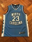 Nike Jordan North Carolina UNC Tar Heels Michael Jordan #23 Jersey Multiple Size