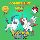 Pokémon ORAS / XY – COMPETITIVE ABSOL 6IV's Shiny / No Shiny
