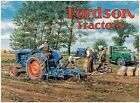 FORD FORDSON FARM TRACTOR METAL WALL PLAQUE TIN SIGN VINTAGE STYLE NOSTALGIC 304