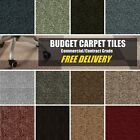 SAMPLE Select B&Q Commercial Contract CARPET TILES Retail Domestic Tufted Loop