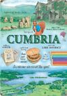 CUMBRIA LAKE DISTRICT LAKE WINDERMERE ENGLAND HOLIDAY METAL PLAQUE TIN SIGN 1306