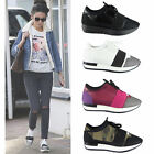 Ladies Women Running Gym Runners Fitness Trainers Sports Comfy Lace Up Shoe Size