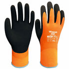 Cold Weather Work Gloves Wind-proof Outdoor Water-proof Wonder Grip Mittens Gift