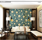 Modern Chinese Style Printed Environmental Non-woven TV  Backgroud Wallpaper5.3㎡