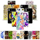 For HTC Desire 650 628 626 Hard Case Cover Tower Animal Insect Cartoon Deer Cat