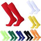 long sports socks - US Men Basketball Football Socks Knee High Sports Fitness Compression Long Socks