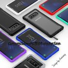 Premium Shockproof Beetle Carbon Fibre Hard Case Cover for Samsung Note 8