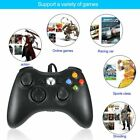10Pcs/lot  Wired USB Game Pad Controller For Microsoft Xbox 360 PC Windows MX
