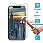 9H Premium Tempered Glass Screen Protector Guard Shield Saver For iPhone 8 8P X
