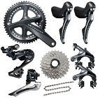 2018 Shimano Ultegra R8000 8 Piece Road Bike Compact 50/34 Groupset 11-28T