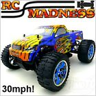 Fast RC Car Monster Truck Electric Radio/Remote Control Model 1/10 4WD 4x4