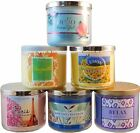 Bath & Body Works 3-Wick Filled and Scented Candle 14.5 oz Your Choice!