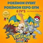 Pokémon ORAS / XY – POKÉMON EVENT EXPO GYM 6IV's - ANY NATURE