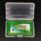 Pokemon Nintendo Gameboy Advance Color GBA GBC Game Cards US Version USA Seller!