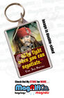 Pirates of the Caribbean #4 - Fridge Magnet or Keyring - Johnny Depp