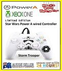 Power A Star Wars Storm Trooper Limited Edition Wired Controller for Xbox One $64.5 AUD