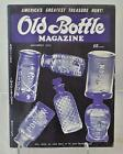 Old Bottle Magazine November 1972 Poison Bottles Insulators Relics