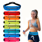 Running Waist Bag Sport Packs Music With Headset Hole Fits Smartphones Trendy