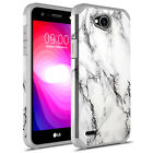 For LG X Power 2 / X Charge / Fiesta LTE Hybrid Graphic Fashion Silicone Case