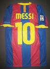 2010 Nike Authentic FC Barcelona FCB Jersey Shirt Kit Lionel Messi Argentina